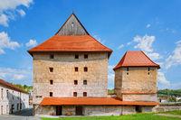 Gross Bastion In Bardejov