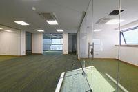 new empty office