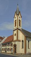St. Thomas-Church, Singen am Hohentwiel