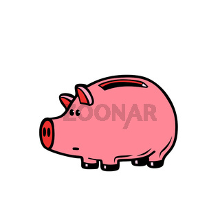 Piggy Bank character