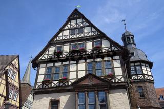 Höxter - Historisches Rathaus, Deutschland