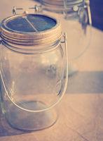 LED Mason Jars
