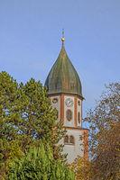 St. Leodegar, catholic parish church Singen-Friedingen