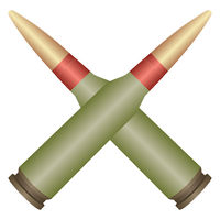 Two weapon cartridges