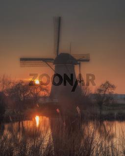 Idylle in den Niederlanden