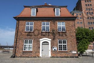 historic Baumhaus building