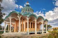Medahiniyalem Orthodox Church, Dejen, Ethiopia