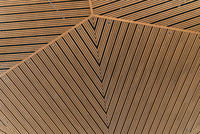 wooden panel background