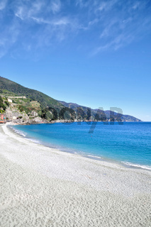 Monterosso al Mare in den Cinque Terre,Ligurien,Mittelmeer,Italien