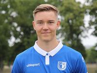 Anthony Roczen (1.FC Magdeburg, DFB 3.Liga Season 2019-20)