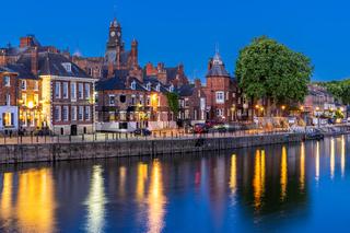 York cityscape