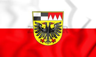 Hissflagge_des_Landkreises_Ansbach