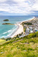 Bay Of Plenty view from Mount Maunganui