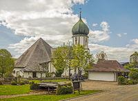 Hinterzarten, Church Maria in der Zarten