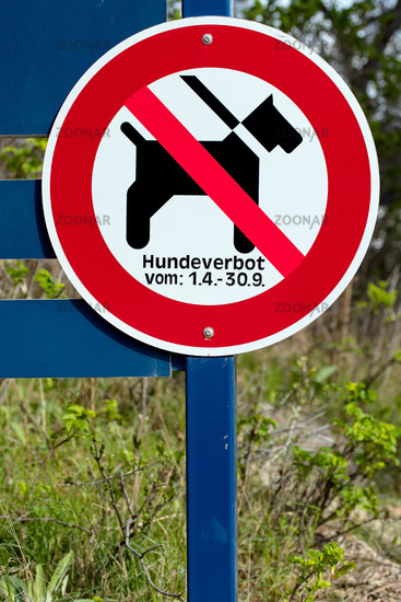 Signs at the Baltic Sea. 001
