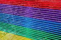 Hintergrundbild in verschiedenen Farben in Italien