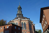 St. Michaelis Church in Hamburg