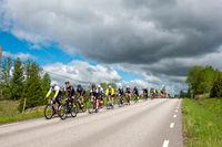 Sommen runt bike race