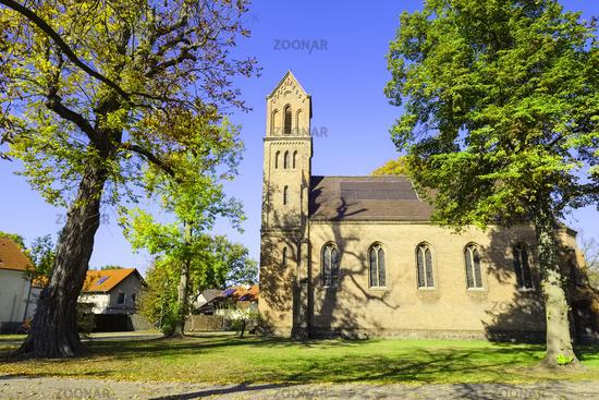 Church Kablow, Brandenburg, Germany