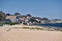 Beach at Provincetown, Cape Cod, Massachusetts