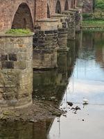 Trier - Römerbrücke (Roman Bridge), Germany