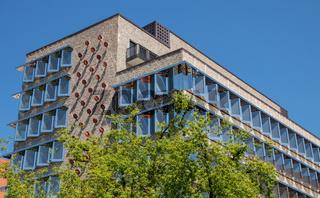 Ulm, Gebäude der Sparkasse