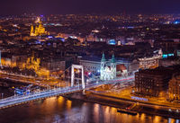 Budapest Hungary cityscape