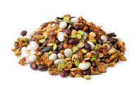 Dry beans and vegetables soup mix