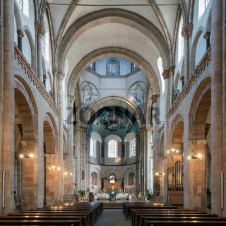 Basilica Saint Aposteln, Cologne, Germany