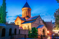 Sioni Cathedral of the Dormition in Tbilisi