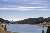 Lago Coe  - See auf der Passhöhe