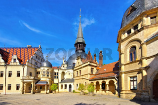 Schoenfeld Schloss - Schoenfeld palace 03