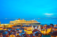 Cruise ship Lisbon passenger Portugal
