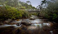 Bridge over Snowy River, Kosciuszko