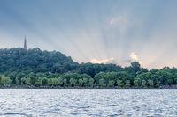 hangzhou west lake landscape