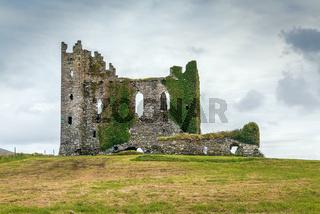 Ballycarbery Castle, Ireland