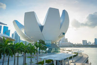 ArtScience Museum Marina Bay Singapore