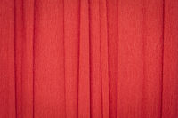 red crepe paper background