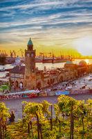 St. Pauli Piers, Hamburg