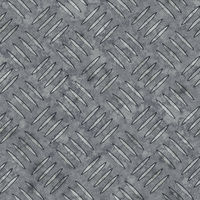 a seamless diamond metal plate texture