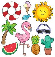Summer theme collection 1