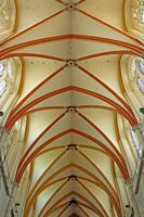 Cathedral St. Etienne, Toul, Lorraine, France