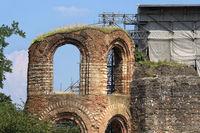 Trier - Kaiserthermen (Imperial Baths), Roman bath, Germany