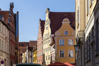 old town of Stralsund, Germany
