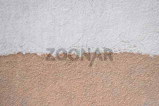Wall after renovation