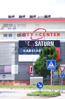 City Center Einkaufszentrum Hanau