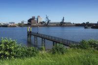 Bremen - Getreidehafen (Cereal Port), Germany