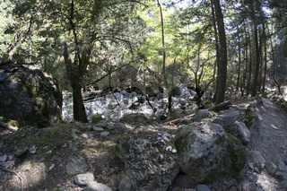 Samaria Schlucht, Kreta