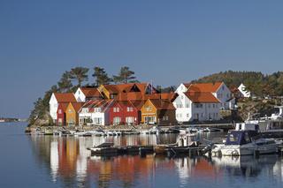 Hollen in Südnorwegen