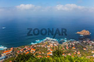 Exotic island Madeira